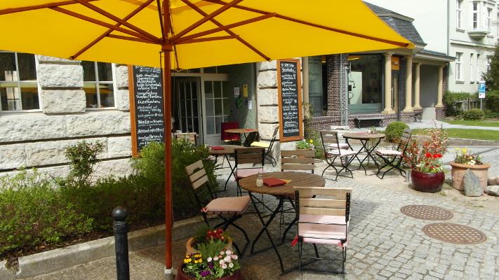 Potsdamvegan Essen Gehen In Potsdam Café Kieselstein